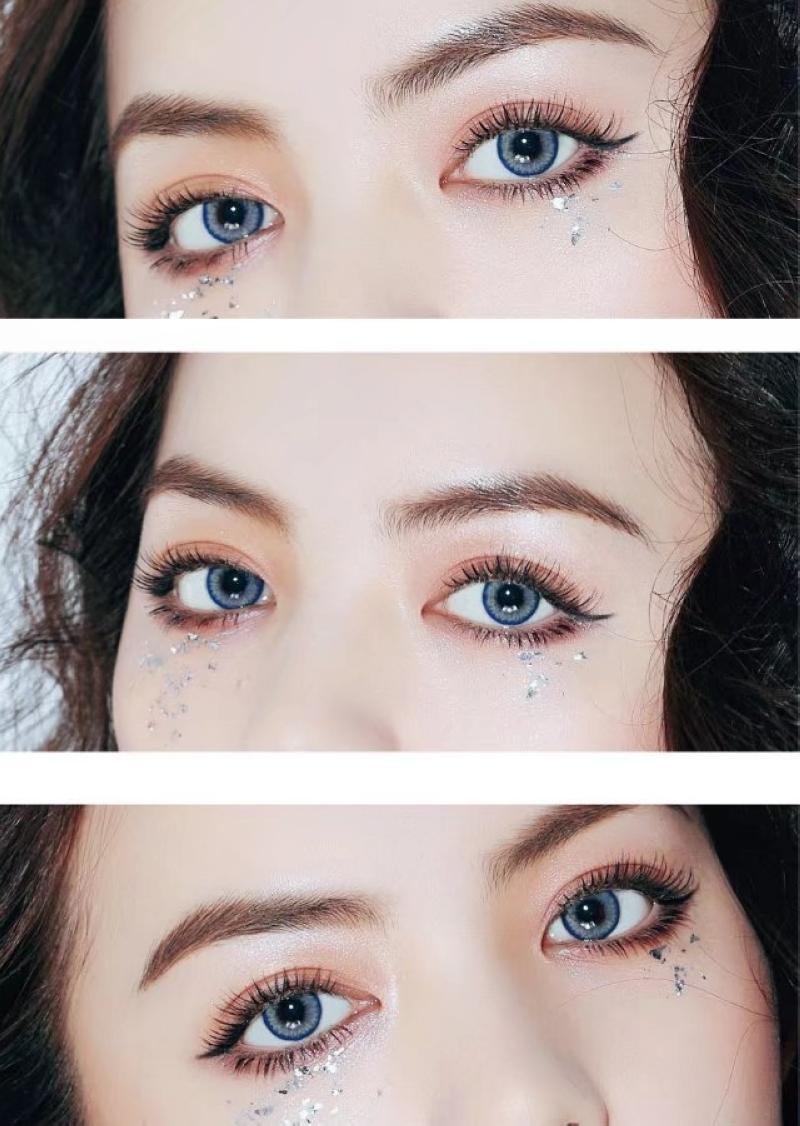 Cheap Colored Contact Lenses Halloween PRO Blue Eye [CL1067 ...