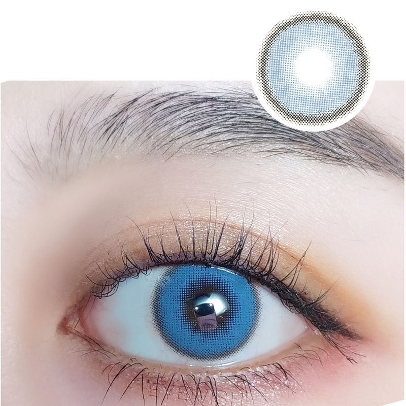 Prescription Eye Contacts Online Morning Fog Blue